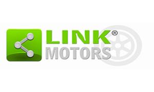 Link Motors logo franchising auto e moto